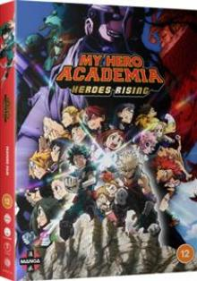 ANIME  - DVD MY HERO ACADEMIA:..
