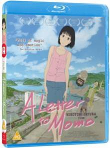 ANIME  - BRD LETTER TO MOMO [BLURAY]