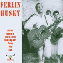 HUSKY FERLIN  - CD DON'T FALL ASLEEP AT THE