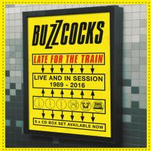 BUZZCOCKS  - 6xCD LATE FOR THE.. -BOX SET-