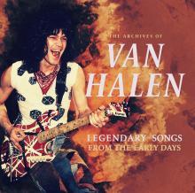 VAN HALEN  - VINYL THE ARCHIVES O..