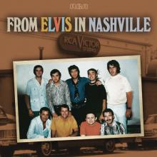 PRESLEY ELVIS  - CD FROM ELVIS IN NASHVILLE