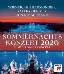 WIENER PHILHARMONIKER/VALERY G..  - BRD SOMMERNACHTSKONZERT 2020 [BLURAY]