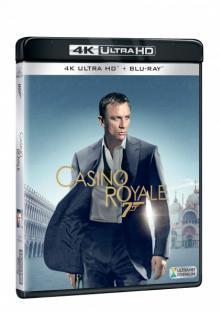 FILM  - 2xBRD CASINO ROYALE ..