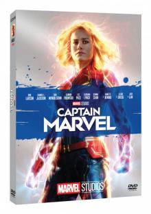 FILM  - DVD CAPTAIN MARVEL - EDICE MARVEL 10 LET