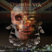 DREAM THEATER  - CD DISTANT MEMORIES - LIVE IN LONDON