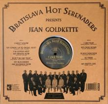 BRATISLAVA HOT SERENADERS  - VINYL PRESENTS JEAN GOLDKETTE [VINYL]