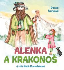KONVALINKOVA NADA  - CD SARKOVA: ALENKA A KRAKONOS (MP3-CD)