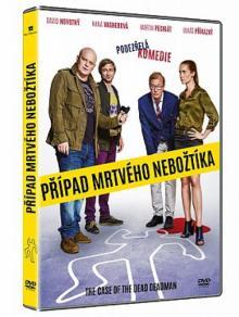FILM  - DVD PRIPAD MRTVEHO NEBOZTIKA