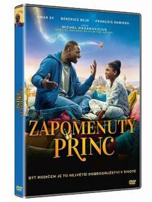 FILM  - DVD ZAPOMENUTY PRINC / LE PRINCE OUBLIE