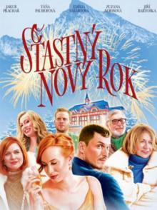 FILM  - DVD STASTNY NOVY ROK SK