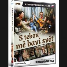 FILM  - DVD S tebou mě bav�..