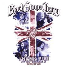 BLACK STONE CHERRY  - 2xBRD THANK YOU -.. -CD+BLRY- [BLURAY]