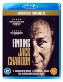 DOCUMENTARY  - BRD FINDING JACK CHARLTON [BLURAY]