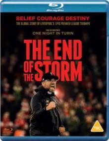 DOCUMENTARY  - BRD END OF THE STORM [BLURAY]