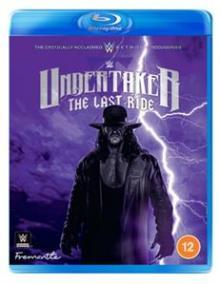 WWE  - BRD UNDERTAKER - THE LAST.. [BLURAY]