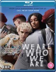 TV SERIES  - BRD WE ARE WHO WE ARE [BLURAY]