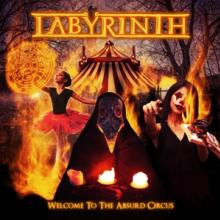 LABYRINTH  - CD WELCOME TO THE ABSURD CIRCUS