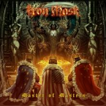 IRON MASK  - CD MASTERS OF MASTERS