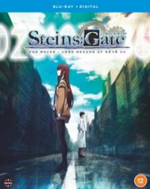 ANIME  - BRD STEINS;GATE: THE MOVIE.. [BLURAY]