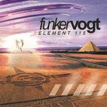 FUNKER VOGT  - CD+DVD ELEMENT 115 (LIMITED)