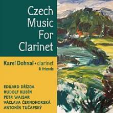 DOHNAL KAREL A PRATELE  - CD CZECH MUSIC FOR CLARINET