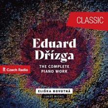 NOVOTNA ELISKA LUKAS MICHEL  - CD DRIZGA: THE COMPLETE PIANO WORK