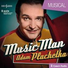 PLACHETKA ADAM  - CD MUSIC MAN