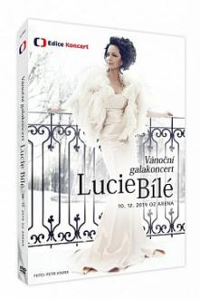 BILA LUCIE  - DVD VANOCNI GALAKONCERT LUCIE BILE
