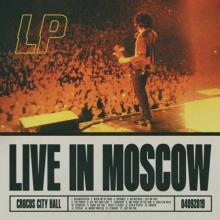 LP  - VINYL LIVE IN MOSCOW [VINYL]