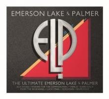 EMERSON LAKE & PALMER  - 3xCD ULTIMATE COLLECTION