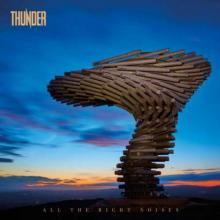 THUNDER  - 2xCD ALL THE RIGHT NOISES