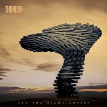 THUNDER  - CD ALL THE RIGHT NOISES