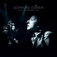 LEONARD COHEN  - VINYL LIVE IN SESSIO..