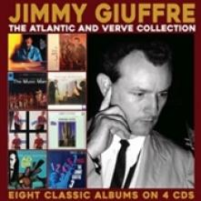 JIMMY GIUFFRE  - 4xCD THE ATLANTIC AN..