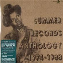 SUMMER RECORDS ANTHOLOGY 1974-..  - CD SUMMER RECORDS AN..