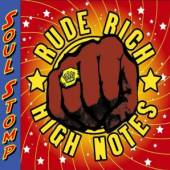 RUDE RICH AND THE HIGH NO  - VINYL SOUL STOMP [VINYL]