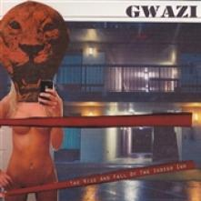 GWAZI  - CD RISE AND FALL OF THE..