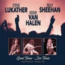 EDDIE VAN HALEN BILLY SHEEHAN ..  - CD GOOD TIMES - LIVE TIMES 1996