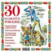 VARIOUS  - CD 30 KLASICKYCH POHADEK