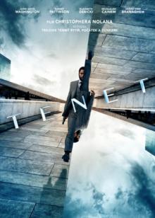 FILM  - DVD TENET