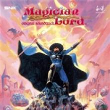 SOUNDTRACK  - VINYL MAGICIAN LORD -COLOURED- [VINYL]