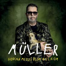 MULLER R.  - VINYL HODINA MEDZI PSOM A VLKOM [VINYL]