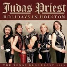 JUDAS PRIEST  - CD HOLIDAYS IN HOUSTON