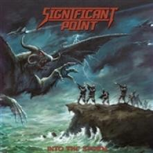 SIGNIFICANT POINT  - CD INTO THE STORM