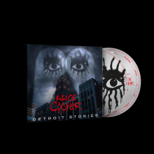 COOPER ALICE  - CD DETROIT STORIES