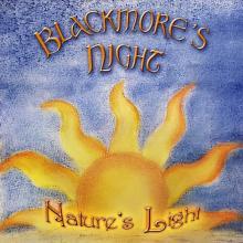 BLACKMORE'S NIGHT  - VINYL NATURE'S LIGHT..
