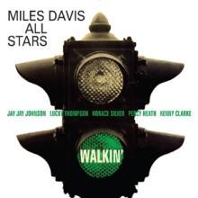 DAVIS MILES  - CD WALKIN'