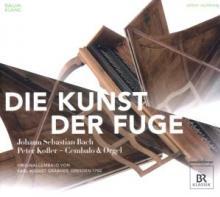 BACH JOHANN SEBASTIAN  - CD DIE KUNST DER FUGE..
