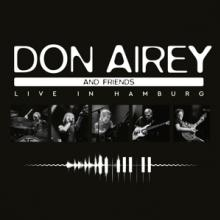 DON AIREY  - CD LIVE IN HAMBURG